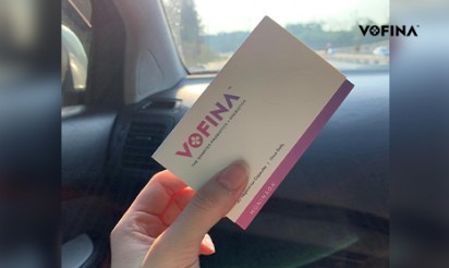 VOFINA™ customer review by Jules