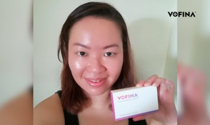 VOFINA™ customer review by Amy