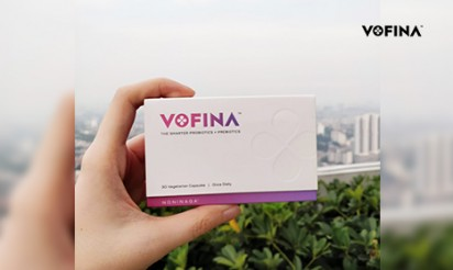 VOFINA™ customer review by Sally